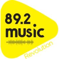 Logo de la radio Music 89.2 FM