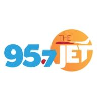 Logo de la radio KJR-FM 95.7 The Jet Seattle