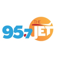 Logo de la radio KJR-FM 95.7 The Jet Seattle