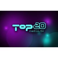 Logo de la radio Top20radio