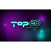 Logo of radio station Top20radio