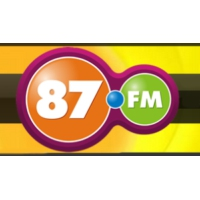 Logo of radio station Rádio 87.9 FM Itapeva