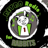 Logo de la radio RETRO Radio for RABBITS