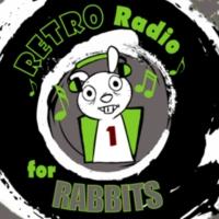 Logo de la radio RETRO Radio for RABBITS