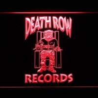 Logo of radio station DEATH ROW ☠️