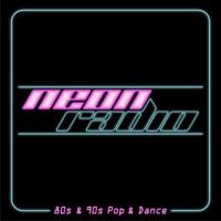 Logo of radio station NEON Radio