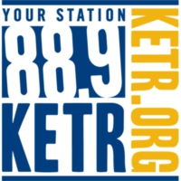 Logo of radio station KETR 88.9