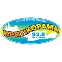 Logo of radio station Kritikórama FM 93.8 - Κρητικόραμα FM 93.8
