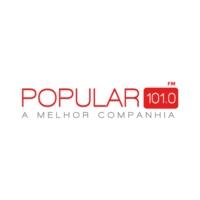 Logo of radio station Rádio Popular