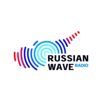 Logo of radio station Русская Волна – Russian Wave Radio
