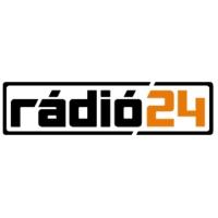 Logo de la radio Rádió 24 Dunaújváros