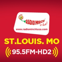 Logo of radio station Radio Mirchi ST.Louis