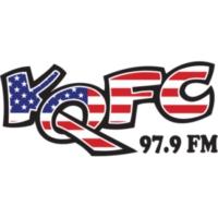 Logo de la radio KQFC 97.9