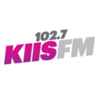 Logo de la radio 102.7 KIIS-FM
