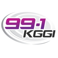 Logo de la radio 99.1 KGGI