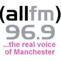 Logo de la radio all fm 96.9