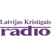 Logo of radio station Latvijas Kristigais Radio