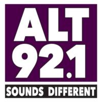 Logo of radio station KRAT Alt 92.1
