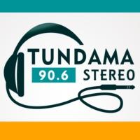 Logo de la radio Tundama Stereo 90.6