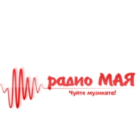 Logo of radio station Радио Мая