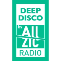 Logo of radio station Allzic Radio Deep Disco