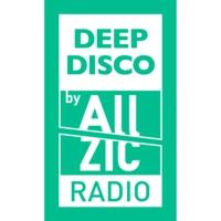Logo de la radio Allzic Radio Deep Disco