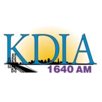Logo de la radio KDIA 1640 AM