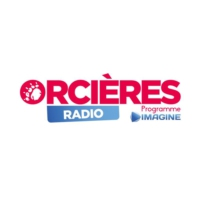 Logo of radio station ORCIERES RADIO