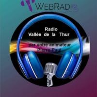 Logo de la radio radio vallée de la Thur