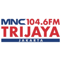 Logo of radio station MNC Trijaya 104.6 FM