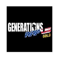Logo of radio station Générations Rap US Gold
