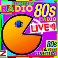 Logo of radio station 80s Zoom Radio