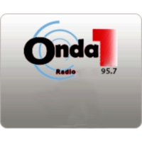 Logo of radio station Onda 1 Murcia