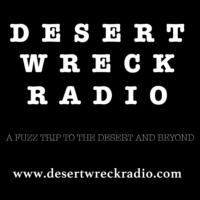 Logo of radio station Desert Wreck Radio