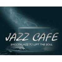 Logo of radio station smooth jazz cafe