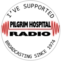 Logo of radio station Pilgrim Hospital Radio