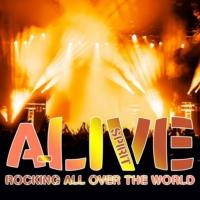 Logo of radio station A-Live Spirit