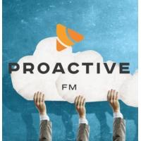 Logo of radio station Proactive FM