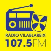 Logo of radio station Ràdio Vilablareix