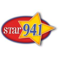 Logo of radio station KMYI STAR 94.1