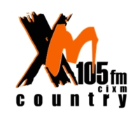 Logo of radio station XM 105 FM