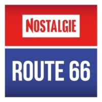 Logo de la radio Nostalgie Route 66