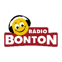 Logo of radio station Rádio Bonton