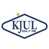 Logo de la radio KJUL 104.7