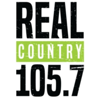 Logo of radio station CIBQ-FM Real Country 105.7