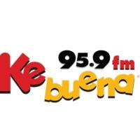 Logo de la radio XHCJU Ke Buena Puerto 95.9