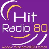 Logo of radio station Hit Radio 80