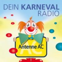 Logo de la radio Antenne AC - Karnevals Radio
