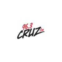 Logo of radio station CFWD-FM 96.3 CRUZ FM