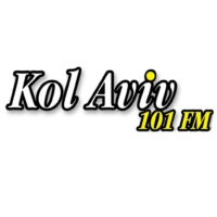 Logo de la radio Kol Aviv 101 FM